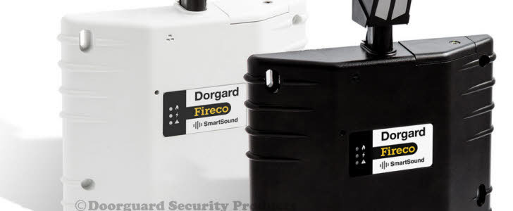 Dorgard SmartSound - NEW Fire Door Retainer