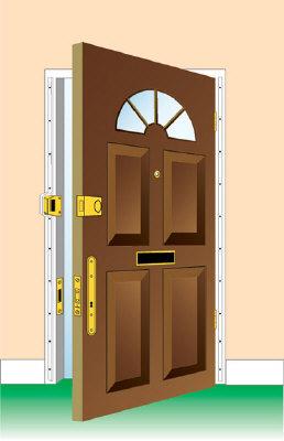 Door Frame Reinforcing Products