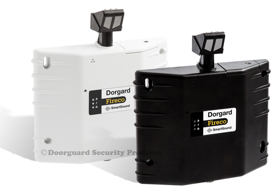 Buy Dorgard Smartsound Acoustic Fire Door Retainer